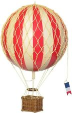 Authentic Models Hot Air Balloon Red Mobile 18cm