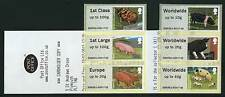 !NEW!  PIGS   Post and Go   6 x NVI  COLLECTORS STRIP  PLYMOUTH K2