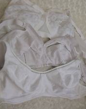 42D Bra Bundle x3  bras inc. TRIUMPH ladies lingerie (853)