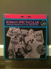 Charles Magnante And His Orchestra – Roman Spectacular LP, Grand Award Records