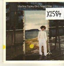 (CP244) Martina Topley Bird, Need One - 2003 DJ CD