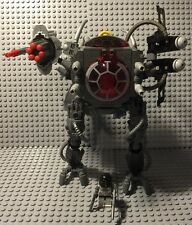 "Custom Lego Star Wars Personal Combat Walker W/ Mandalorian ""for hire"" Pilot"