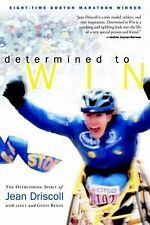 Jean Driscoll - Determined To Win (2000) - Used - Trade Cloth (Hardcover)