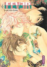 Manga V.O./FEVER 4 de PARK HEE JUNG/Editions PAQUET 2007