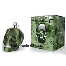 POLICE TO BE CAMOUFLAGE SPECIAL EDITION EDT FOR MAN VAPO NATURAL SPRAY - 125 ml