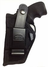 "Revolver Gun holster Fits Taurus Judge 4510 TKR 6.5"" brl Black Nylon by Protech"