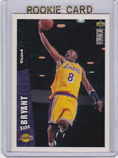KOBE BRYANT RC 1996/97 Upper Deck Collector's Choice LAKERS ROOKIE CARD