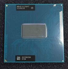 New Open Box Intel Core i7 3520M 2.9GHz SR0MT 4M 1333 Mobile CPU Processor