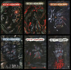 Cy-Gor Comic Full Set 1 2 3 4 5 6 Lot Todd McFarlane Cyborg Terminator Gorrila