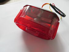 YAMAHA CHAPPY lb50 lb80 ty50m luce TAIL LIGHT NUOVO