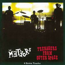 The Meteors - Teenagers From Outer Space LP (WIK 47)
