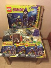 Lego 75904 Scooby-Doo Mystery Mansion 100% Complete Used Once
