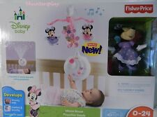 nib DISNEY MINNIE MOUSE Projection Mobile  X7301 NEW