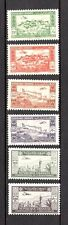 LEBANON- LIBAN MH STAMPS SC# C82-C87 SALE FOR USA ADDRESS ONLY - NO INTL. SALE