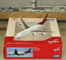 "Herpa Wings Air Madagascar A340-300 (NG) ""Sold Out"" 1/500"