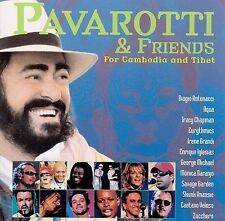 Pavarotti & Friends: For Cambodia and Tibet, New Music