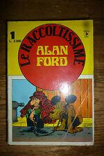ALAN FORD RACCOLTA N 1 ( n 143-144-145) CON ADESIVI