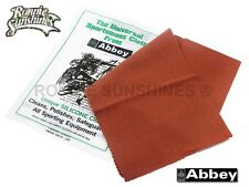 ABBEY GUN CLEANING CLOTH FOR AIR RIFLE SHOTGUN NEW