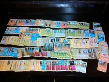 Pokemon TCG: Lot of 1000 NEW Bulk Commons Uncommon + Rare Cards. EXPANDED LEGAL