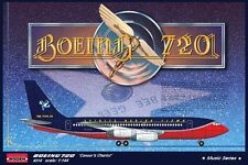 Roden 1/144 B720 Caesar's Chariot Bee Gees 1979 USA Tour Airliner ROD318