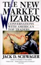 THE NEW MARKET WIZARDS Brand New Book Jack D. Schwager WE SHIP WORLDWIDE