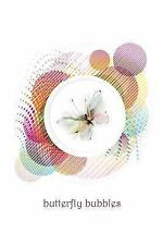 Butterfly Bubbles : 150-Page Blank Writing Journal with Funky Butterfly...
