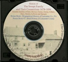 History of the Swope Family and Their Connections 1678-1896  - Genealogy