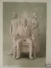 SDCC Comic Con 2014 Handout HUNGER GAMES Donald Sutherland UNITED FOR YOU poster
