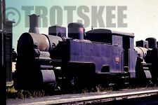 35mm Slide FS Italian Railways Steam Loco R370 31 1960 Original Italy Italia