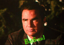 BURT REYNOLDS 1970's Color 5x7 Photo AND Gepe Slide! Look--NO Moustache!