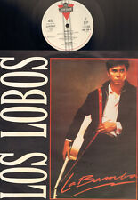 "LOS LOBOS 3 track 12"" LA BAMBA Rip It Up CHARLENA 1987 LONDON Records"