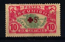 REUNION - RIUNIONE (ISOLA) - 1915 - ST. PIERRE & MIQUELON