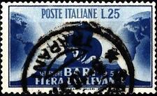 ITALIA REP. - 1951 - 15° Fiera del Levante a Bari - Usato