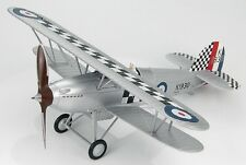"Hobby Master HA8001 Hawker Fury MK.I, RAF, 43 Sqn ""Fighting Cocks"" K1930 1932"