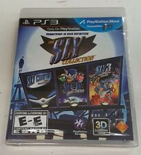 Sly Cooper Collection New (Sony PlayStation 3) Free Shipping