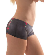 CROOTA Womens Underwear, Boyshorts, Seamless Low Rise Panty, Undies, Medium