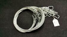 "1 DOZEN 60"" 5/64 CABLE SNARE SMOOTHIE LOCK NON RELAXING TRAPPING COYOTE FOX"