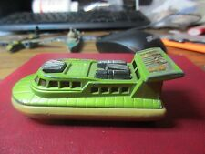 1972 Lesney Matchbox Superfast No. 72 & 2  Rescue Hovercraft Made In England