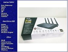 NEW ASUS RT-AC87U AC2400 7-Port Gigabit Wireless AC Router, SEALED