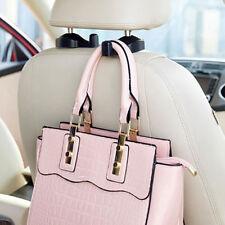 Car Headrest Hook Hanger Invisible Bag Coat Clothes Holder Hanging for Toyota