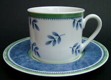 Villeroy & Boch Switch 3 Pattern 160ml Tea or Coffee Cup & Saucer - Looks in VGC