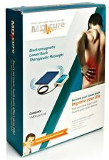MD cure Electro-magnetic Medical Home Treatment Therapy Device Lower Back Pains