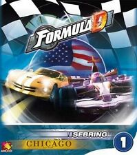 Formula D Circuits #1: Sebring & Chicago, Expansion Set, New!