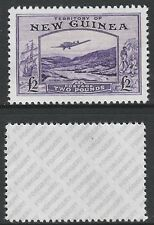 New Guinea (725) 1935 Goldfields £2 violet -  a Maryland FORGERY unused