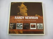 RANDY NEWMAN - ORIGINAL ALBUM SERIES - 5CD BOXSET NEW SEALED 2011