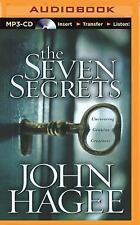 The Seven Secrets : Uncovering Genuine Greatness by John Hagee (2015, MP3 CD,...