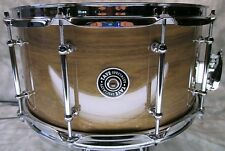 Taye Walnut Maple Hybrid Snare Drum