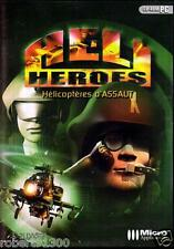 JEU PC CD ROM../....HELI  HEROES.......HELICOPTERES D'ASSAUT..../...