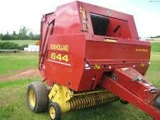 NEW HOLLAND ROUND BALER 644 654 & 664 WORKSHOP SERVICE MANUAL