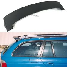 BMW E39 Touring Estate Wagon Rear Boot Lid Trunk Spoiler Ducktail Wing Cover